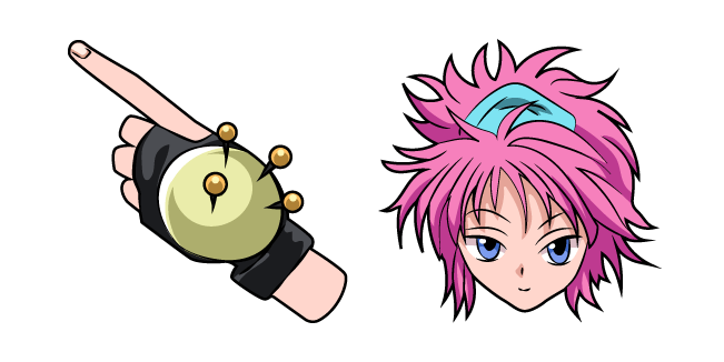 Hunter x Hunter Machi Komacine