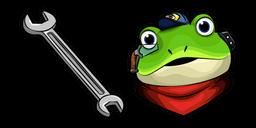 Star Fox Slippy Toad Wrench