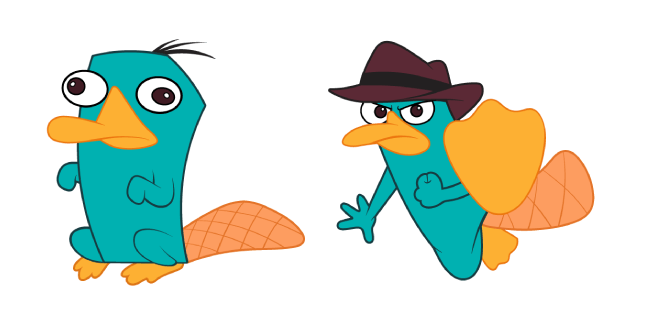 Phineas and Ferb Perry the Platypus