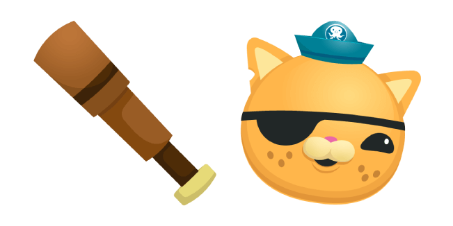 Octonauts Kwazii Cat