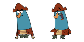 Flapjack Captain K'nuckles