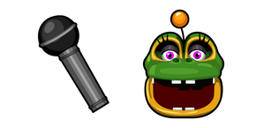 Five Nights at Freddy's Happy Frog Cursor