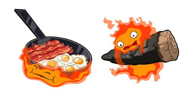 Howl's Moving Castle Calcifer