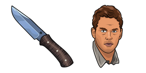 Jurassic World Owen Grady Cursor