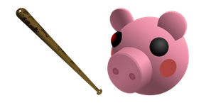 Курсор Roblox Piggy