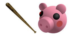 Roblox Piggy Curseur