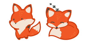 Cute Fox Cursor