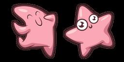 Cute Sea Star Curseur