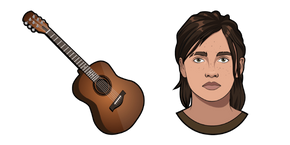 The Last of Us Part II Ellie Cursor