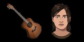 The Last of Us Part II Ellie Curseur