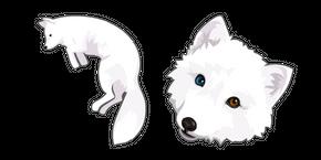 Arctic Fox Curseur