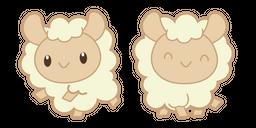 Cute Sheep Cursor