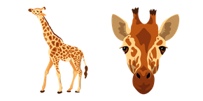 Giraffe Cursor