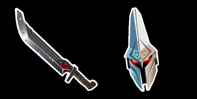Fortnite Eternal Knight Skin Reliant Blades Pickaxe