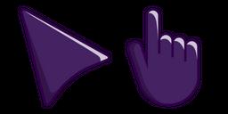 Dark Purple Cursor
