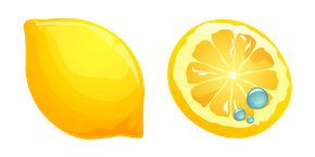 Курсор Лимон