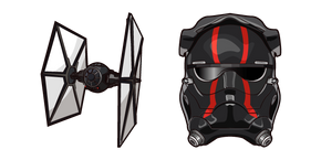 Star Wars First Order Special Forces TIE Pilot