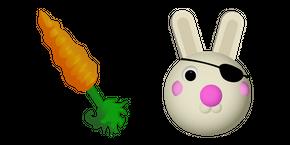 Roblox Piggy Bunny Cursor