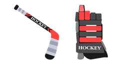 Hockey Curseur