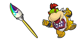 Super Mario Bowser Jr. Curseur