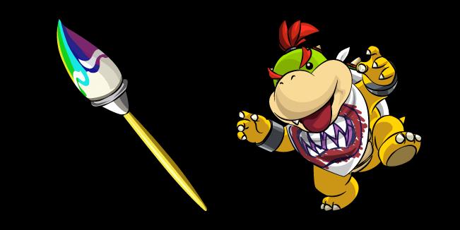 Super Mario Боузер-Младший