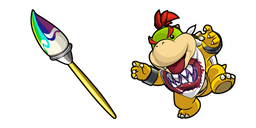 Super Mario Bowser Jr. Curseur