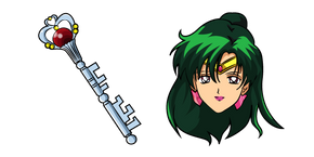 Sailor Moon Sailor Pluto Cursor