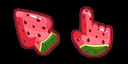 Materials Watermelon Curseur