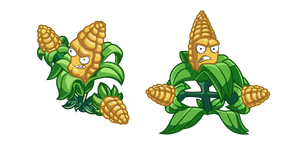 Курсор Plants VS. Zombies Kernel Corn