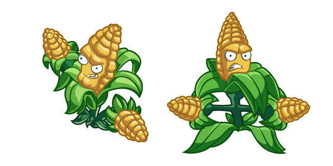 Plants VS. Zombies Kernel Corn