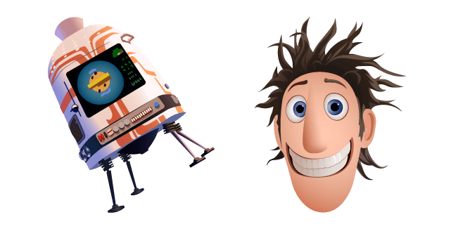 Cloudy with a Chance of Meatballs Flint and FLDSMDFR