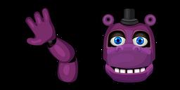 Five Nights at Freddy's Mr. Hippo Cursor