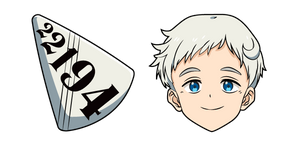 The Promised Neverland Norman Cursor