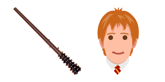 Harry Potter Fred Weasley Wand