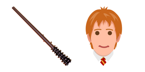 Harry Potter Fred Weasley Wand Curseur