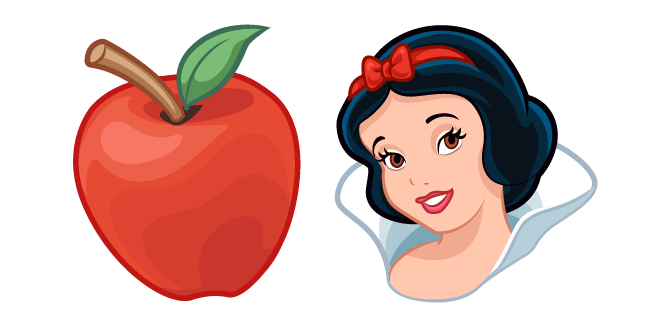 Snow White and Poisoned Apple