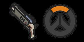Overwatch Reaper's Hellfire Shotgun Cursor