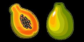 Papaya Curseur