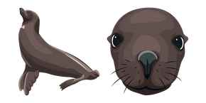 Sea Lion Cursor