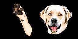 Labrador Retriever Dog Cursor