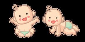 Cute Baby Cursor