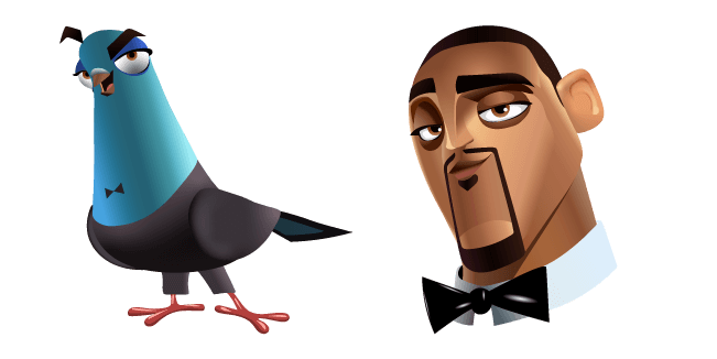 Spies in Disguise Lance Sterling