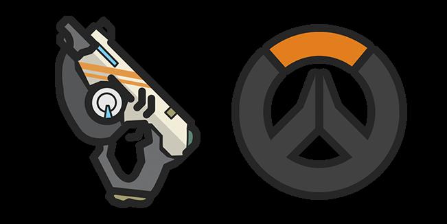 Overwatch Tracer's Pulse Pistol