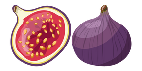 Fig Fruit Cursor