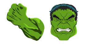 Hulk and His Fist Cursor