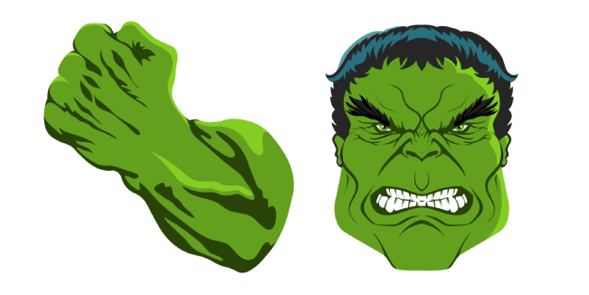 Hulk and His Fist