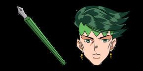 JoJo's Bizarre Adventure Rohan Kishibe