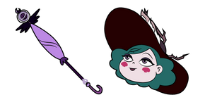 Star vs. the Forces of Evil Eclipsa Butterfly Cursor