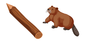 Beaver and Log Cursor