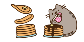 Pusheen and Pancakes Cursor